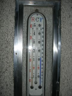 Antikes Thermometer in Heiligenschwendi